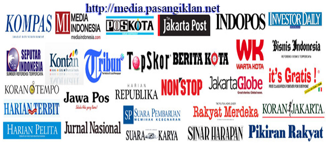 Pasang Iklan Koran Seluruh Indonesia